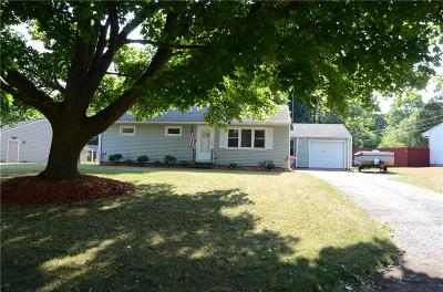 Webster NY Single Family Home A-Active: $134,900