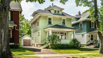 Rochester Single Family Home A-Active: 203 Bidwell Terrace