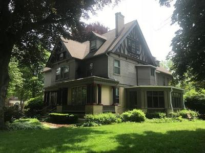 Rochester Multi Family 5+ A-Active: 1127 East Avenue