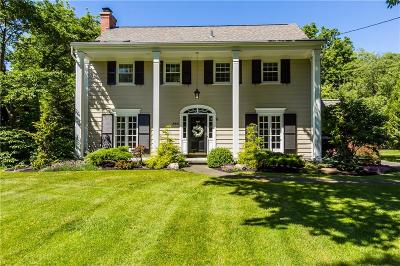 Penfield Single Family Home A-Active: 860 Penfield Road