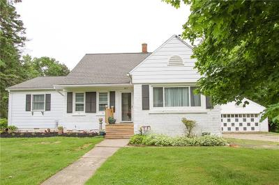 Single Family Home A-Active: 303 Shadyside Avenue