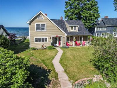 Single Family Home A-Active: 2090 Edgemere Drive