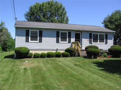Genesee County Single Family Home C-Continue Show: 6409 Freeman Road