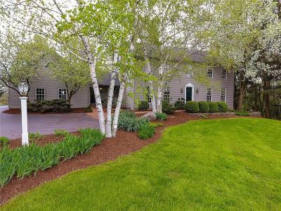 Pittsford Single Family Home A-Active: 662 Mendon Road