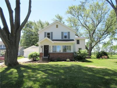Monroe County Single Family Home A-Active: 1451 Davis Road