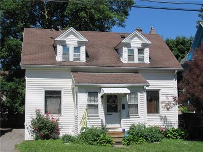 Genesee County Single Family Home A-Active: 21 Manhattan Avenue