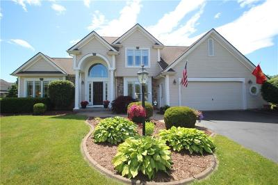 Single Family Home A-Active: 1273 Cinnaberry Circle