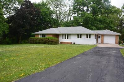 Genesee County Single Family Home U-Under Contract: 1543 Main Road