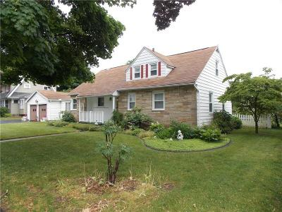 Irondequoit Single Family Home A-Active: 386 Hurstbourne Road