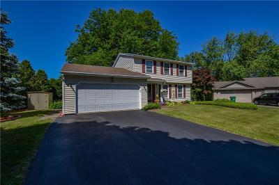 Irondequoit Single Family Home A-Active: 137 N Ridgelawn Drive