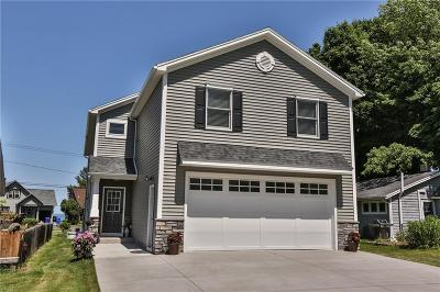 Single Family Home A-Active: 3329 Edgemere Drive