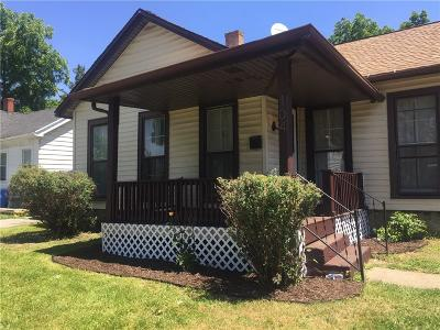 Rochester Single Family Home A-Active: 104 Warner Street