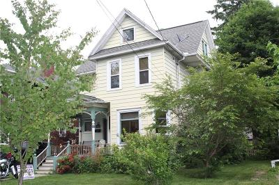 Dunkirk Single Family Home A-Active: 416 Dove Street