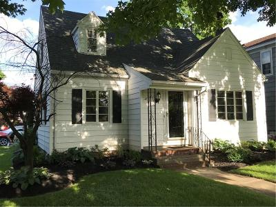 Batavia-City NY Single Family Home A-Active: $124,500