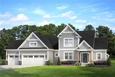 Genesee County, Livingston County, Monroe County, Ontario County, Orleans County, Wayne County Single Family Home A-Active: Lot 16 Forest Ridge Trail