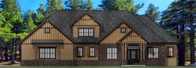 Genesee County, Livingston County, Monroe County, Ontario County, Orleans County, Wayne County Single Family Home A-Active: Lot 17 Forest Ridge Trail