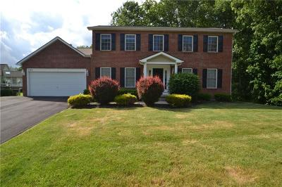 Single Family Home A-Active: 1145 Channing Woods Drive