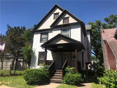 Rochester Single Family Home A-Active: 331 Reynolds Street