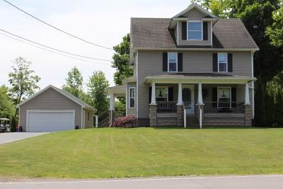 Genesee County, Livingston County, Monroe County, Ontario County, Orleans County, Wayne County Single Family Home A-Active: 1394 Hennessey Road
