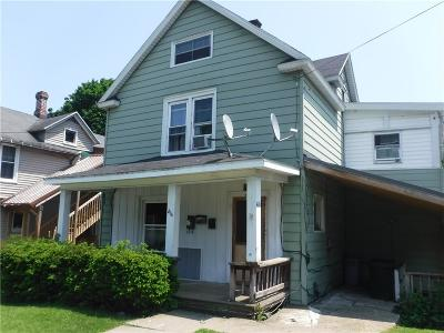Jamestown NY Multi Family 2-4 A-Active: $89,900