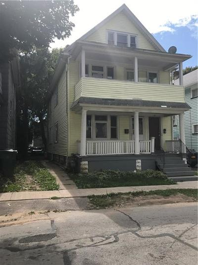 Monroe County Multi Family 2-4 A-Active: 23-25 Weaver Street