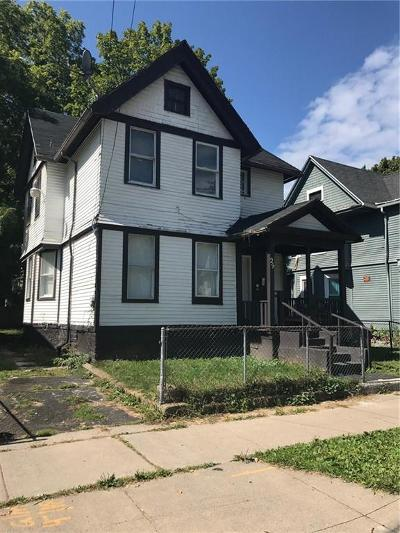 Monroe County Multi Family 2-4 A-Active: 29 Harris Street