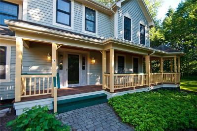 Victor Single Family Home A-Active: 7151 Wildwood Lane