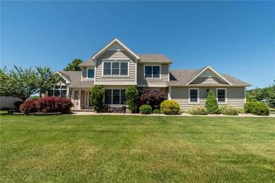 Monroe County Single Family Home A-Active: 201 North Church Road