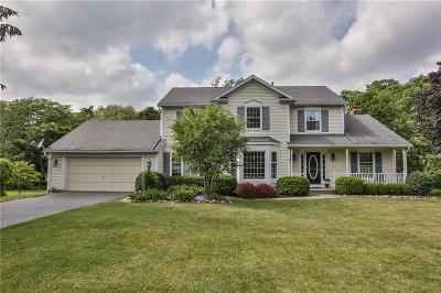 Pittsford Single Family Home A-Active: 11 Hadley Court