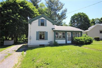 Genesee County Single Family Home A-Active: 63 Clay Street