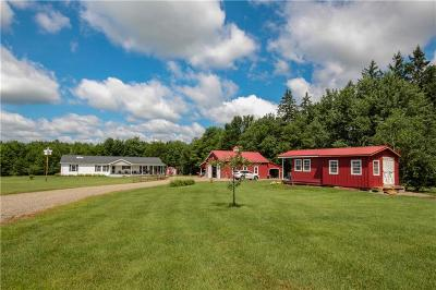 Panama Single Family Home A-Active: 567 Hoag Road