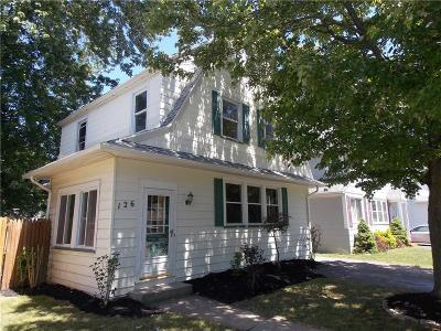 Rochester Single Family Home C-Continue Show: 126 Cherry Road