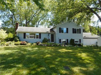 Penfield Single Family Home A-Active: 639 Embury Road