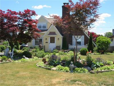 Irondequoit Single Family Home A-Active: 233 Thorncliffe Drive