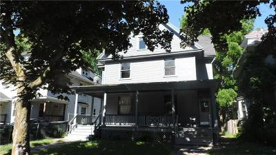 Rochester Multi Family 2-4 A-Active: 123 Hobart Street