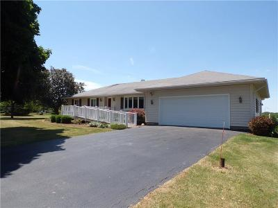 Fayette NY Single Family Home A-Active: $219,900