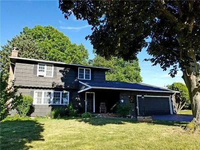 Irondequoit Single Family Home A-Active: 16 Highview Drive