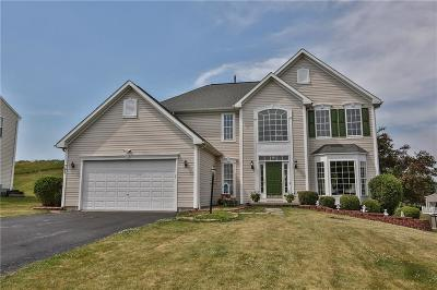 Victor Single Family Home A-Active: 786 Duck Hollow
