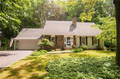 Single Family Home A-Active: 2532 Oakview Drive