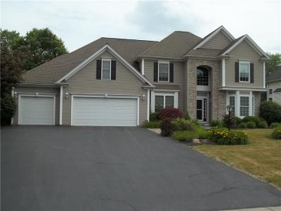 Penfield Single Family Home A-Active: 92 Jewelberry Drive