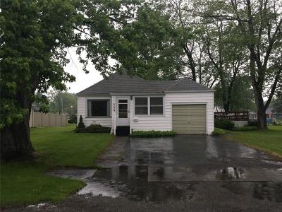 Dunkirk Single Family Home A-Active: 639 McKinley Avenue