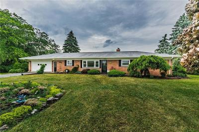Penfield Single Family Home A-Active: 1588 Kennedy Road