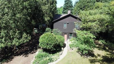 Single Family Home A-Active: 355 Log Cabin Road