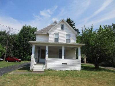 Orleans County Single Family Home A-Active: 357 East Avenue