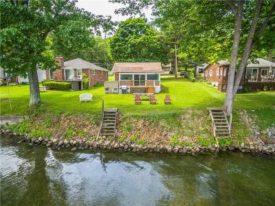 Single Family Home A-Active: 5919 Pickerel Point