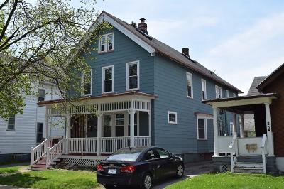 Monroe County Multi Family 2-4 A-Active: 27 Cayuga Street