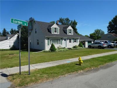 Irondequoit Single Family Home A-Active: 203 Empire Boulevard