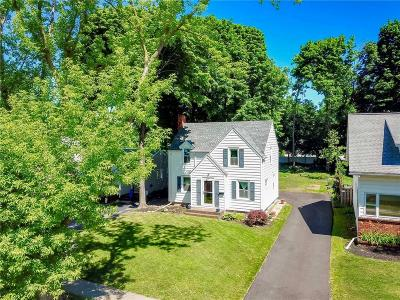 Irondequoit Single Family Home A-Active: 296 Avondale Road