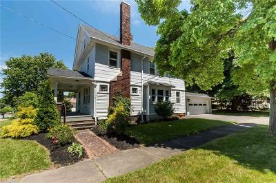 Irondequoit Single Family Home A-Active: 1484 North Winton Road