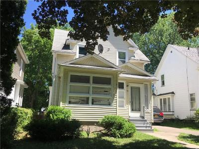 Rochester Single Family Home A-Active: 114 Garfield Street